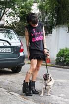black colcci com revista glamour boots - black colcci com revista glamour skirt
