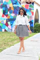 H&M skirt - Forever 21 sandals