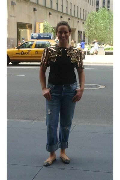 shirt - Levis Vintage Collection jeans