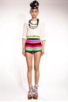 Mara Hoffman Mexican Blanket Short