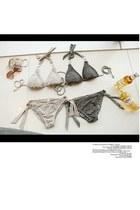 silver Spcial Little Touch swimwear - heather gray Spcial Little Touch swimwear
