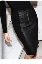 black Special Little Touch skirt