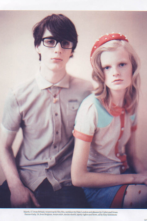 Class of 2006   Paolo Roversi   Vogue UK, Feb 06