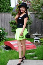 skater skirt American Apparel skirt