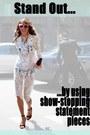 white ANNA dress