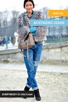 Boyfriend Jeans: Spring Trend 2011