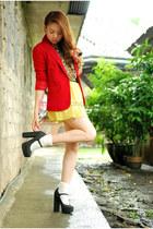 leopard pinkaholic top - chiffon pinkaholic skirt