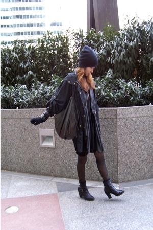 Rendez-Vous by Paul&Joe - H&M jacket - forever 21 shorts - CVS stockings - payle