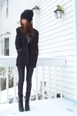 H&M - Theory blazer - members only - payless