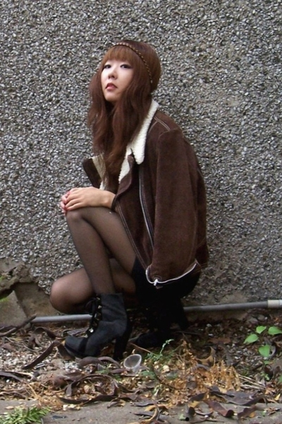 vintage jacket - American Apparel - Colin Stuart