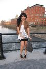 Black-betsey-johnson-shoes-gray-urban-outfitters-purse-white-urban-outfitter