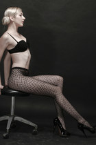 herringbone Yelete stockings