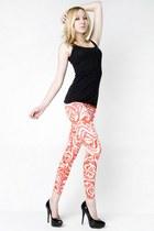 ikat print Stella Elyse leggings