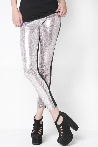 paillettes Stella Elyse leggings