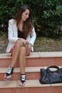 Converse-sandals-topshop-blazer-balenciaga-bag