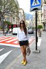 Giacomorelli-flats-balenciaga-bag-topshop-shorts