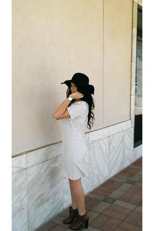 Forever 21 hat - Target dress