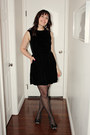 Black-velvet-alexandra-grecco-dress-black-hearts-tabio-tights