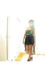 Forever21-scarf-love-culture-skirt-charlotte-russe-heels