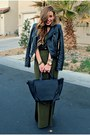 Maxi-jersey-forever-21-dress-black-leather-moto-motel-rocks-jacket