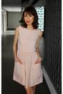 Light-pink-valentino-dress-yves-saint-laurent-bag-valentino-heels