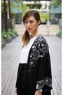 Skinny-7-for-all-mankind-jeans-black-kimono-asos-cardigan