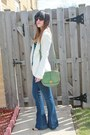 7-for-all-mankind-jeans-piperlime-blazer-loft-top-zara-heels