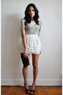 Beige-zara-top-white-topshop-skirt-white-anthropologie-necklace-brown-burb