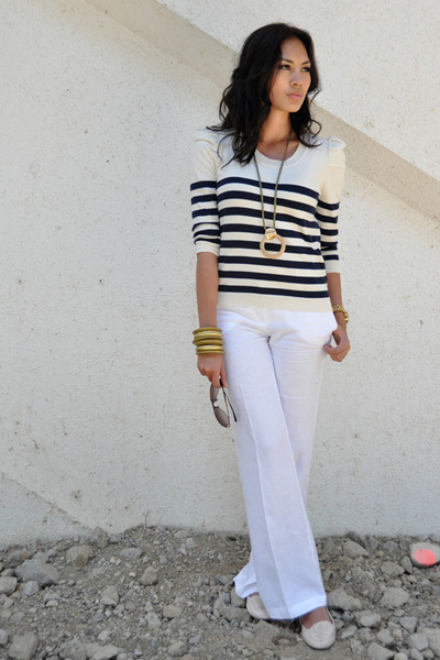 White Linen Pants - How to Wear and Where to Buy | Chictopia