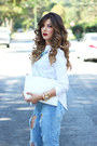 Sky-blue-zara-jeans-white-topshop-shirt-black-zara-sandals