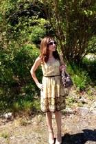 Bohemian Anna Sui Dress