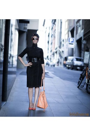 dark gray shirt dress unknown dress