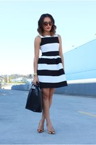 audrey dress Trend Threads dress - mini tote Zara bag