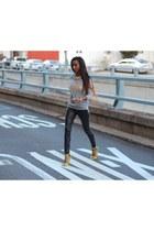 H&M pants - vivienne westwood t-shirt - Prabal Gurung for Target heels