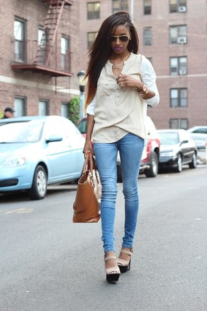 Gentle Fawn shirt - Zara shoes - Zara bag