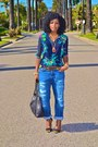 Blue-boyfriend-jeans-navy-zara-blouse