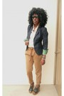 Blue-jcrew-blazer-beige-jcrew-shirt-brown-zara-pants
