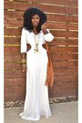 White-cut-out-maxi-dress