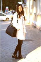 cream coat