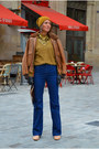 Blue-filippa-k-jeans-camel-mohair-h-m-trend-cardigan