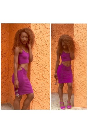 two-piece Style By Sheena XS Collection dress