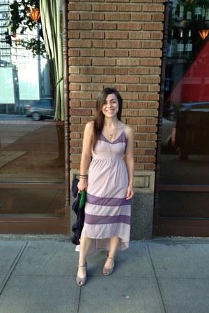 light purple Forever 21 dress