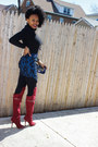 Crimson-suede-shoedazzle-boots-black-faux-fur-jcpenney-jacket