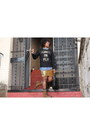Boots-animal-print-boots-forever-21-sweater-chambray-arizona-shirt