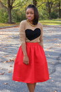 Jcrew-sweater-kurt-geiger-pumps-express-skirt-atlantis-dry-goods-necklace