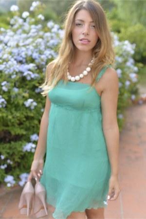 intimissimi dress - Zara pumps