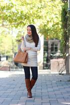 Stylish Petite boots - Stylish Petite scarf - Stylish Petite purse