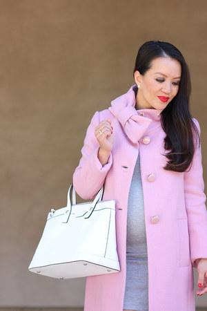Stylish Petite dress - Stylish Petite coat - Stylish Petite purse