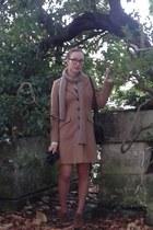 camel ESPRIT coat