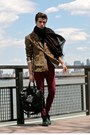 Asos-jeans-choies-jacket-dries-van-noten-scarf-givenchy-bag